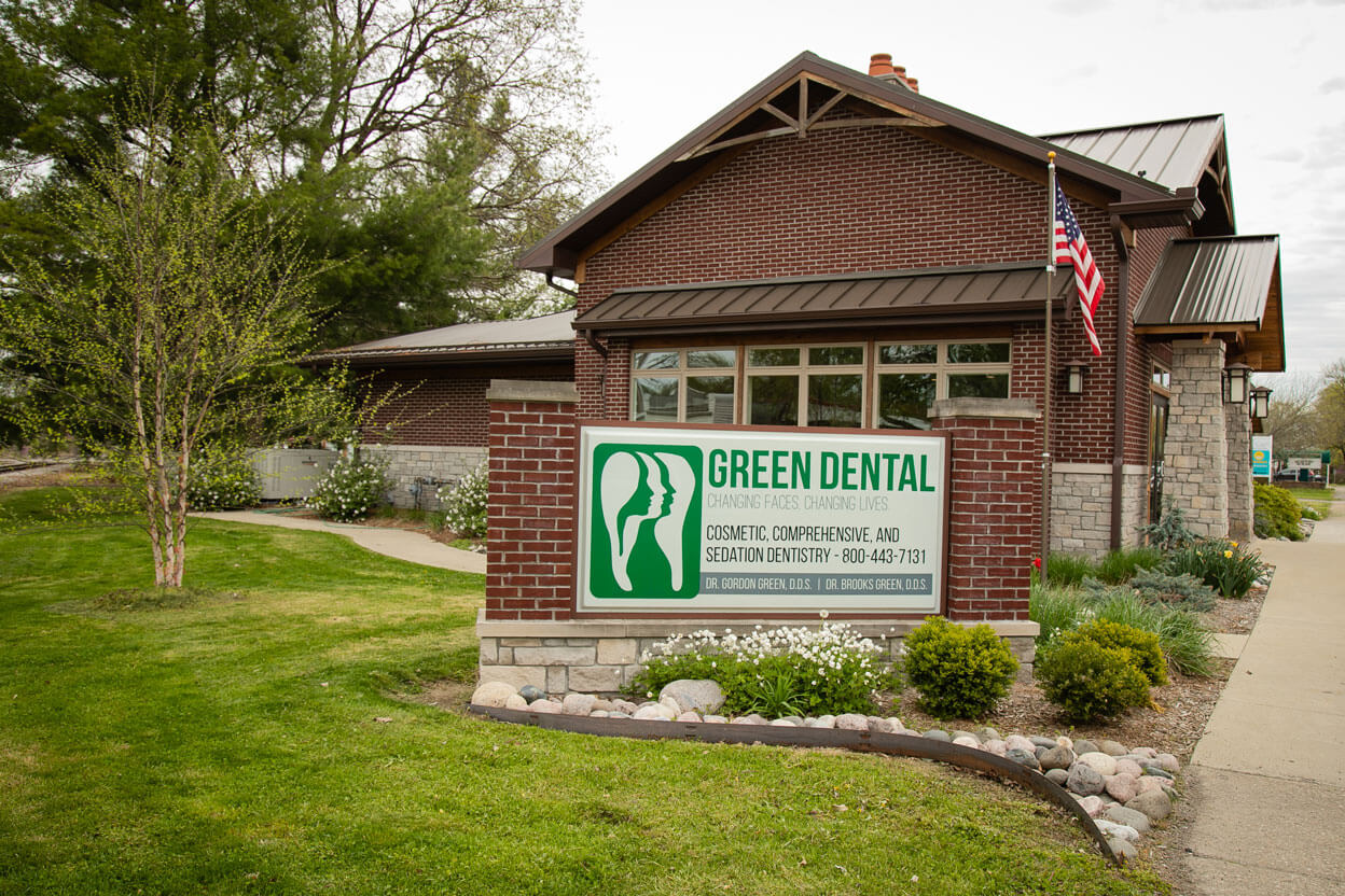 image of the Green Dental Office