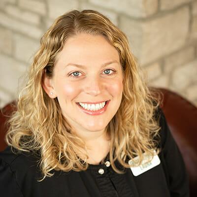 Laura the Registered Dental Hygienist at Green Dental
