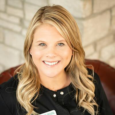 Sarah the Registered Dental Hygienist at Green Dental
